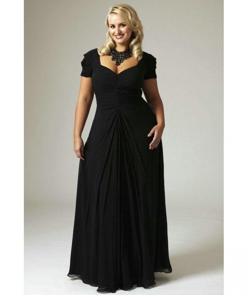 Formal Plus Size Bridesmaid Dresses