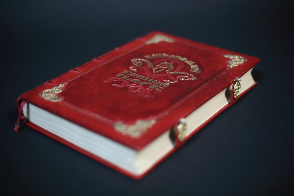 Купить Книга для Конного парка «Русь» в интернет магазине Делаем подарки