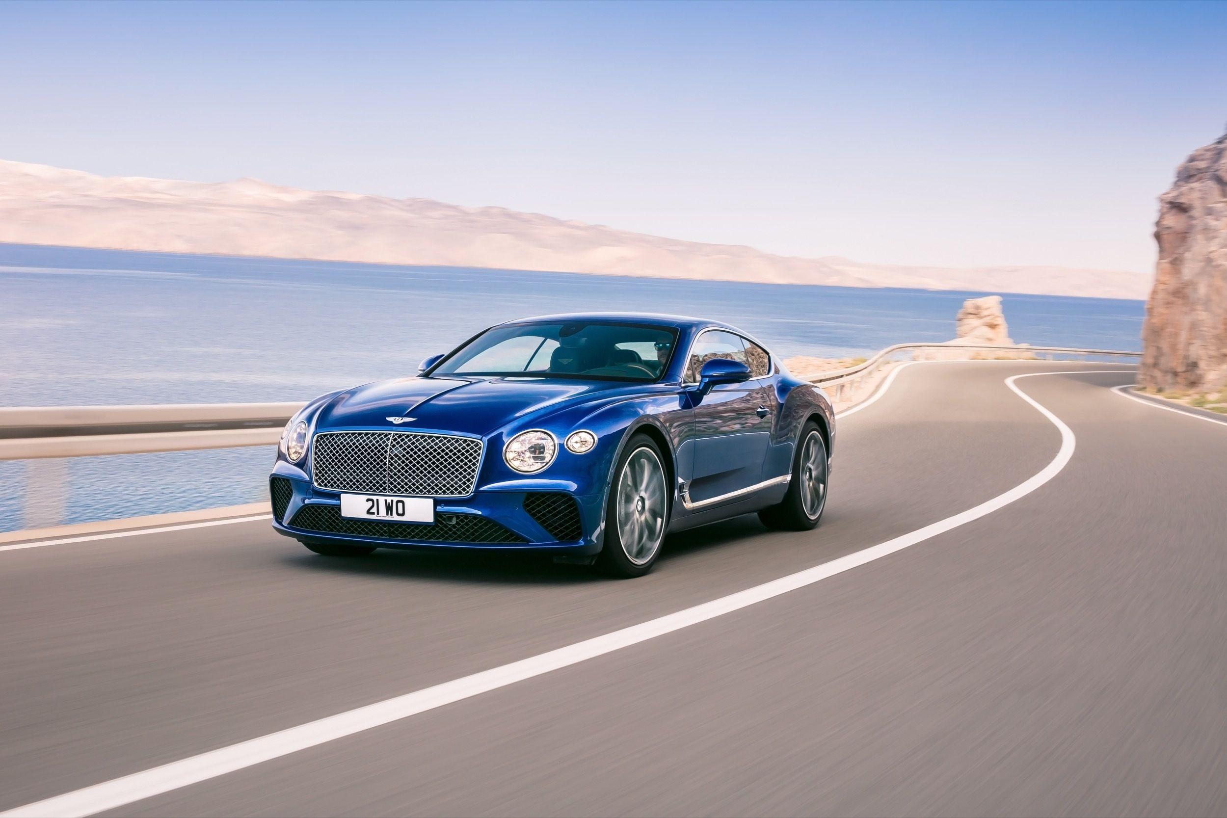 Bentley gt speed 0 60