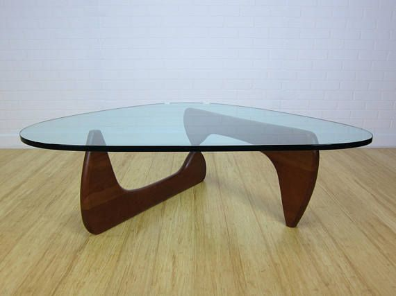 Authentic Isamu Noguchi Coffee Table For Herman Miller Hold Gloria