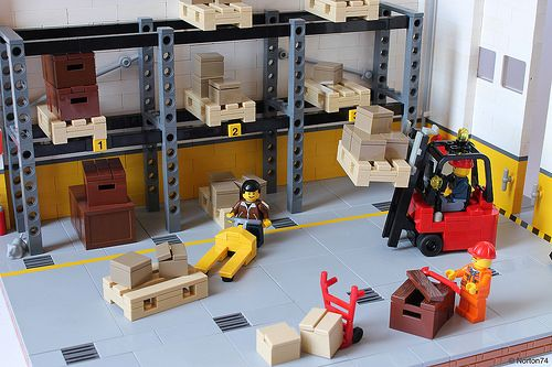 Warehouse life | Warehouse, Lego and Legos