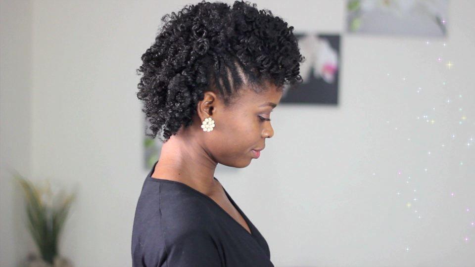 coiffure cheveux crépus court Recherche Google Black