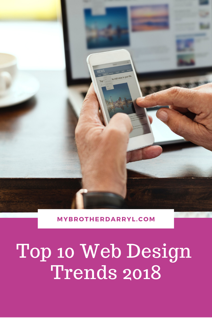 66e83263b6a673 We've put together the ultimate list of The Top 10 Web Design Trends for.  Visit. February 2019
