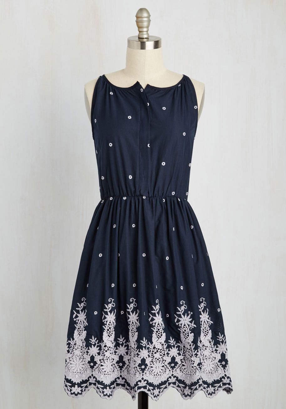 Mediterranean Vintage-Inspired Women's Dresses Casual