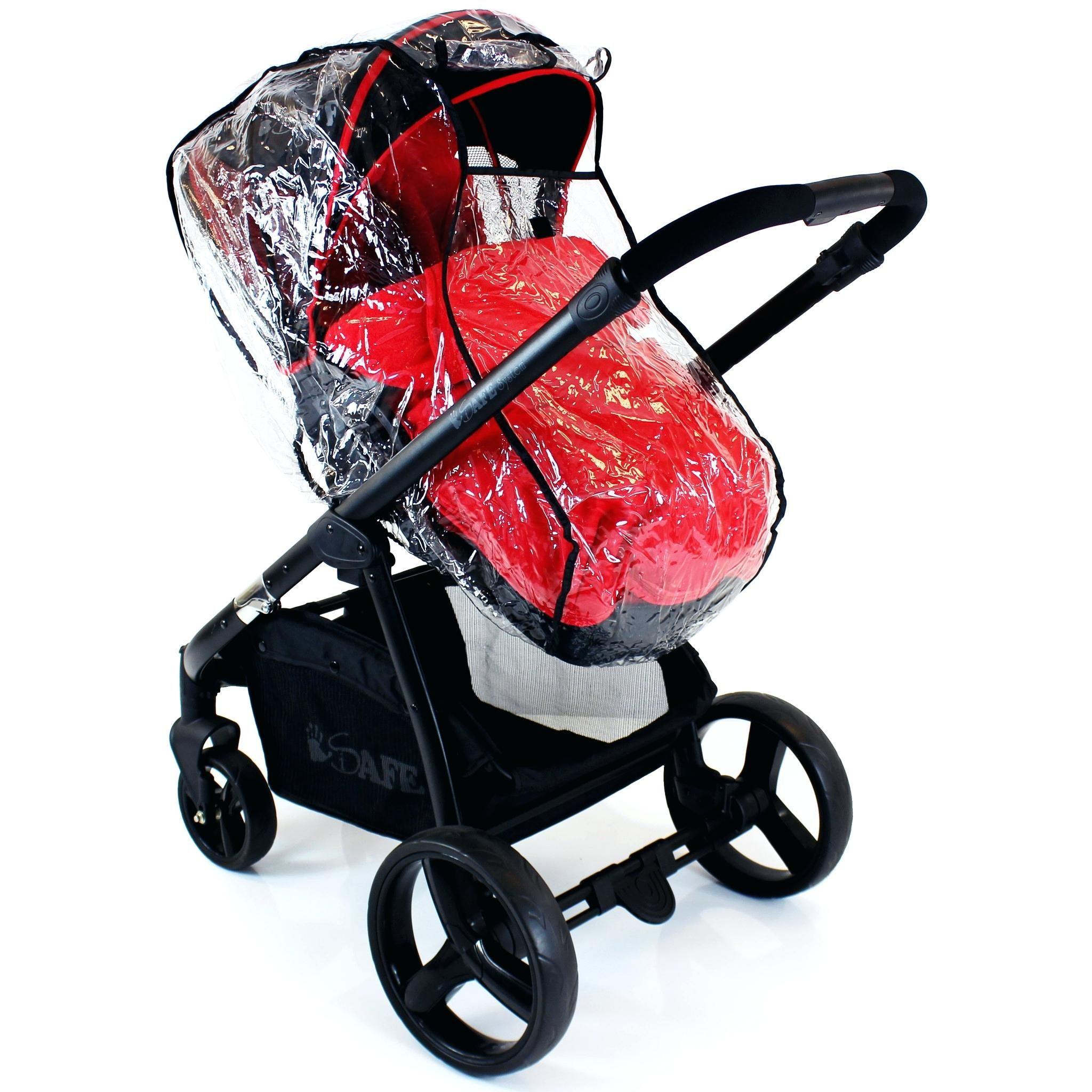Drei In Einem Kinderwagen Regenschutz Für Graco Evo