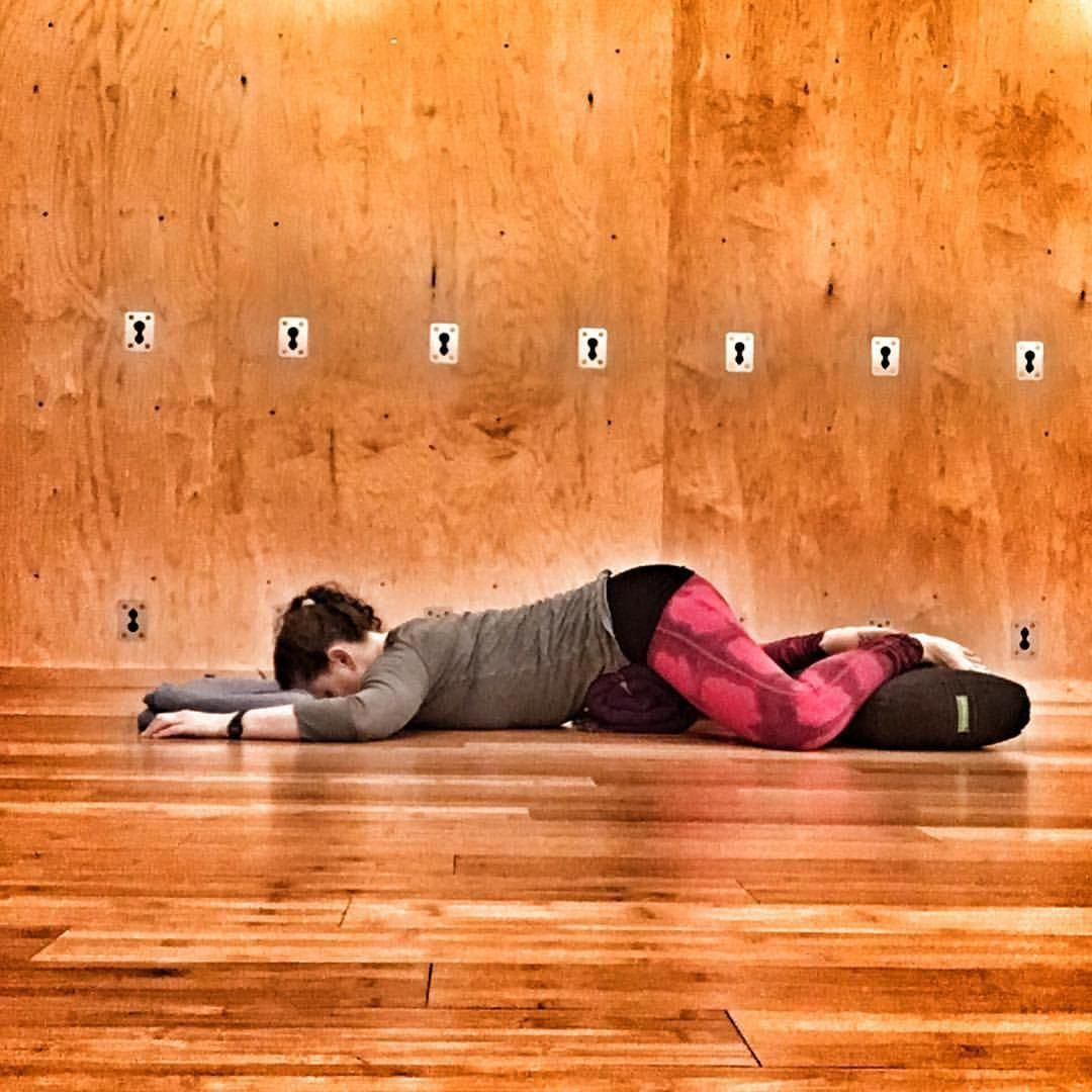 Yoga Helpful Tips For Christmas Is Coming Christmasiscoming Christmas Is Coming In 2019 Yoga Yin Yoga Restorative Yoga