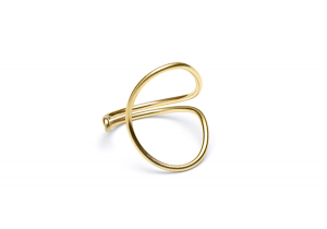 O-ring, justerbar, sølv