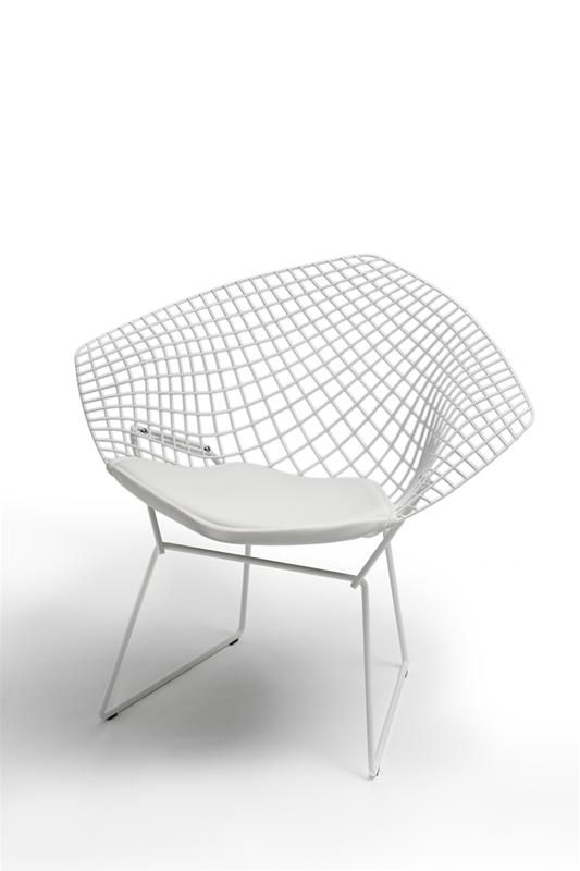 Diamond By Knoll Flipped Out 9 Fauteuil Chaise Harry Bertoia