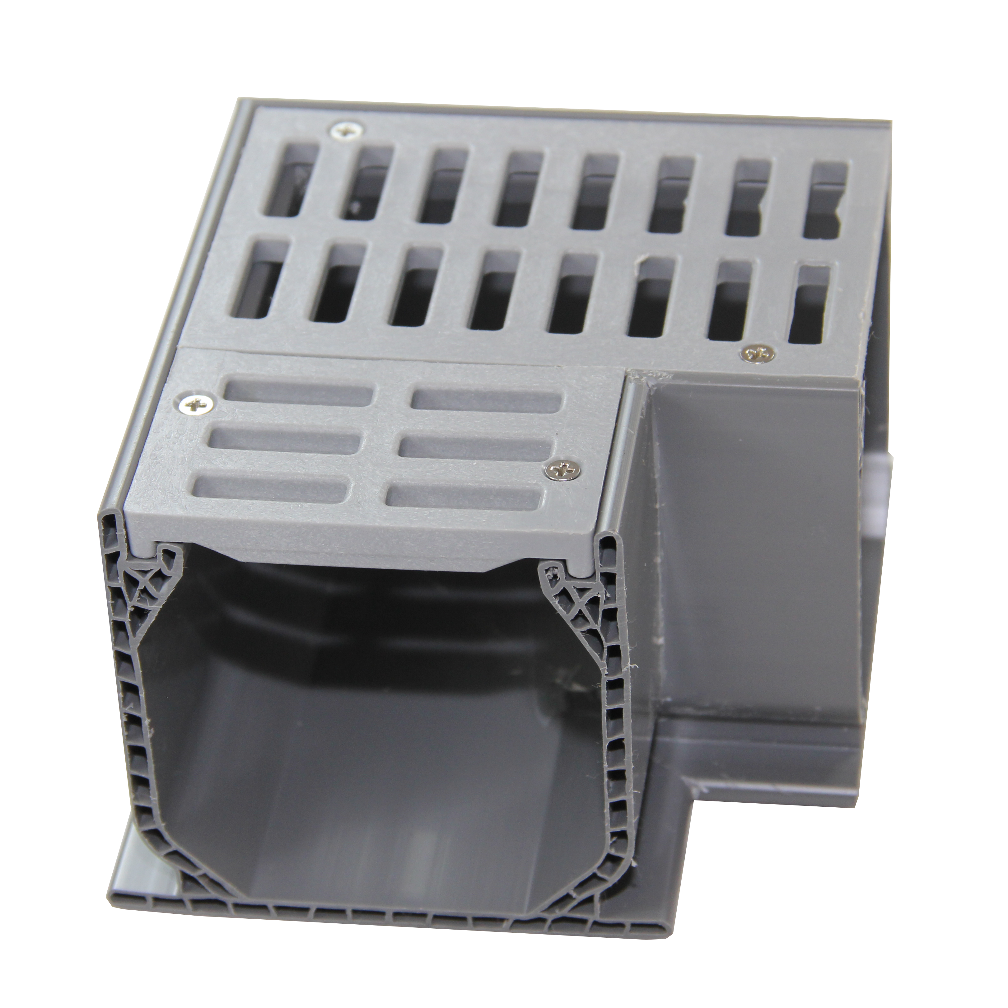Nds Mini Channel Fabricated 90 Degree Elbow With Grate In 2020 Drains Channel Nds