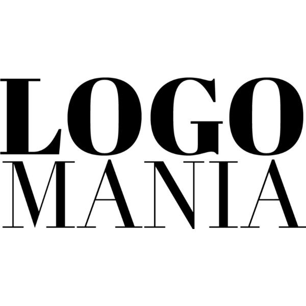 Logo Mania text liked on Polyvore featuring text, quotes