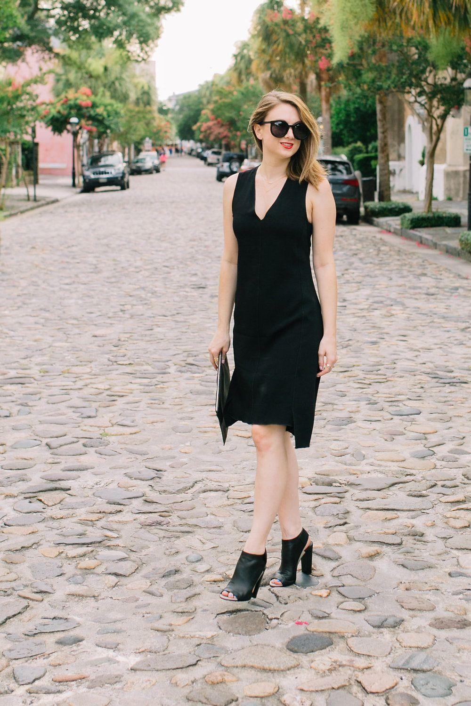 Polished Closets    Little Black Dress