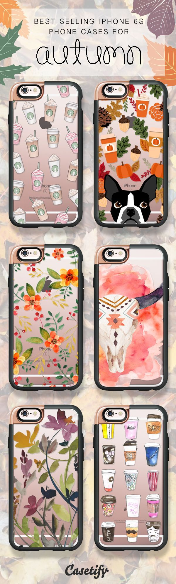 Cute fall fashion statements for your iPhone