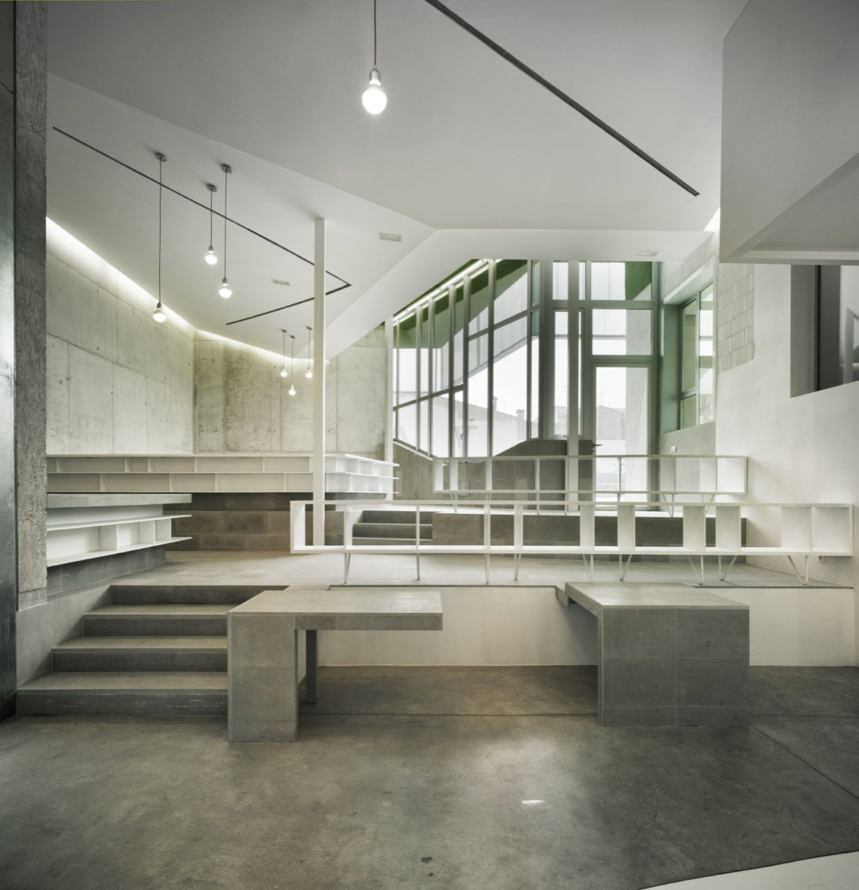 Novelda Public Space Spacious Interior Design Palads community