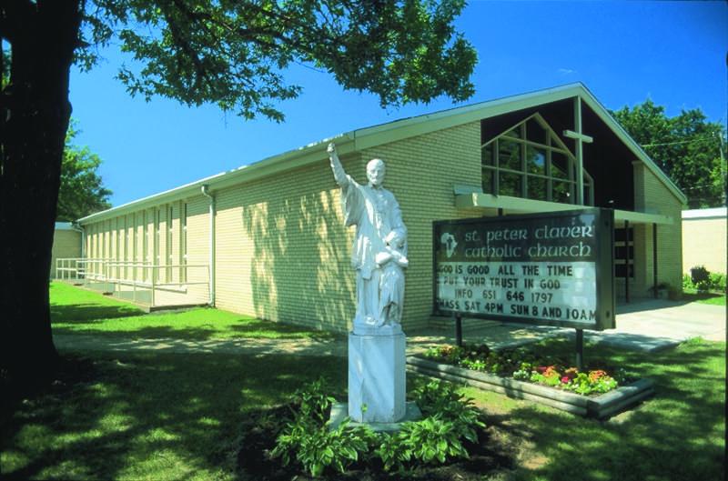 St. Peter Claver Catholic Church, St. Paul Catholic