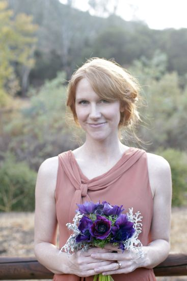 bridesmaid photo via Gather West Photography