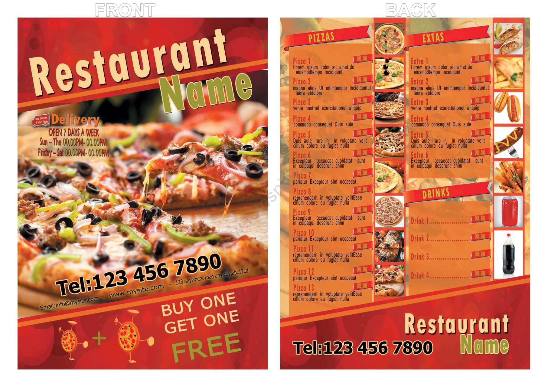 Are you looking for professional pizza restaurant