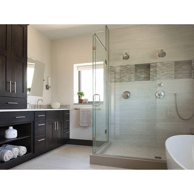 Interior Designer Bathroom Prepossessing Oooo La La  A Shower Big Enough For Two This Bathroommingle Decorating Design