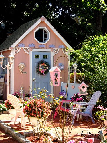 gingerbread garden shed hoping we can find something a little different than the typically pre