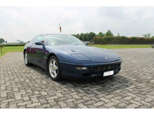 Ferrari 456 GT: 67.000€ - Wöchentliche Videos über außergewöhnliche Automobile sowie Berichte von automobilen Veranstaltungen | Weekly videos about extraordinary cars as well as car-event coverage. http://youtube.com/steffeningwersen