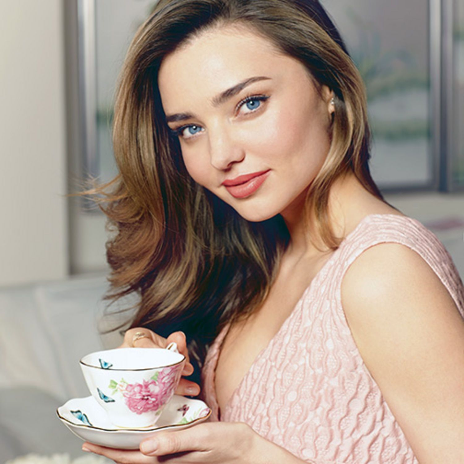 Pin by claire chavanon on m a k e u p pinterest miranda kerr