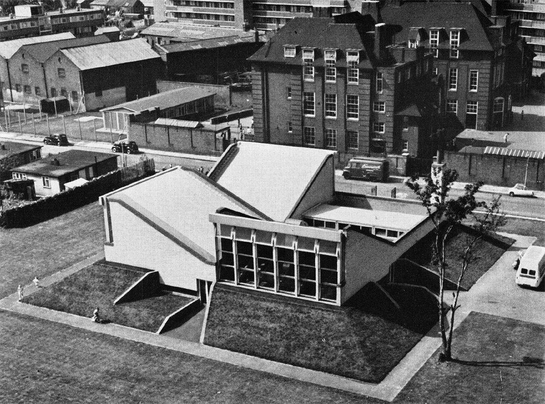 Assembly Hall, Brunswick Park Primary School Camberwell