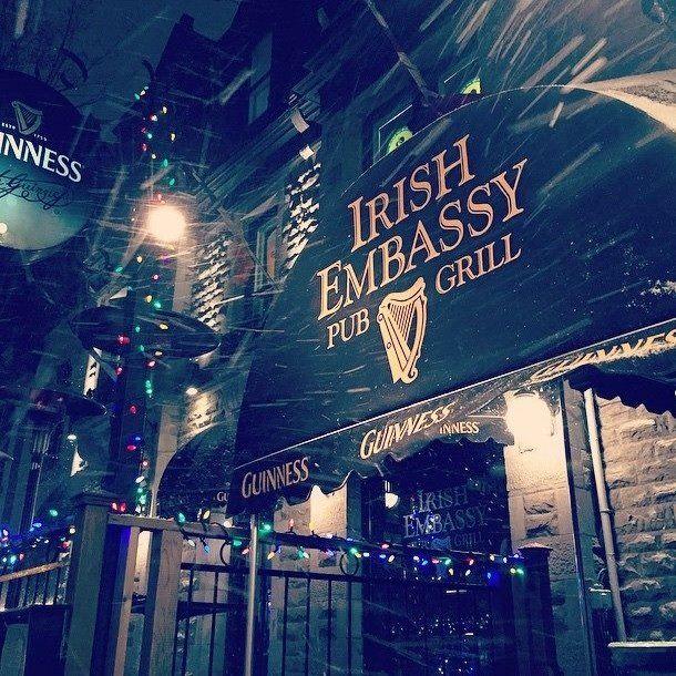 Irish Embassy Pub Montreal, Quebec