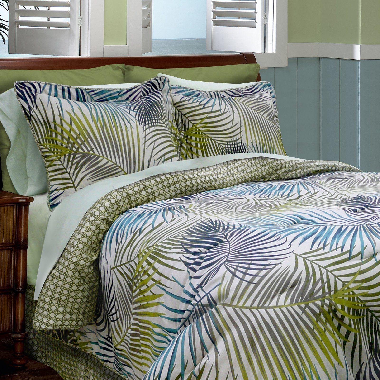 Jamaican Comforter Set