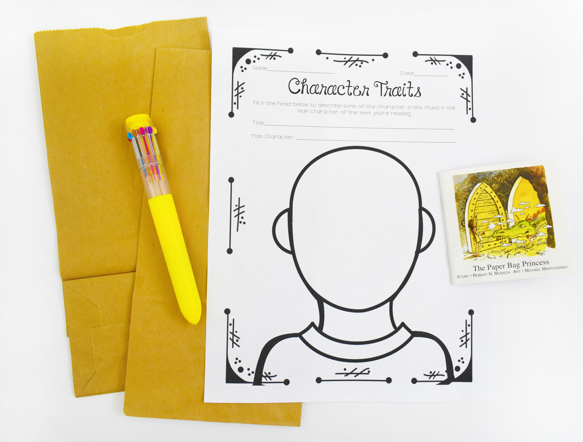 Teaching Characterization Through Mentor Texts