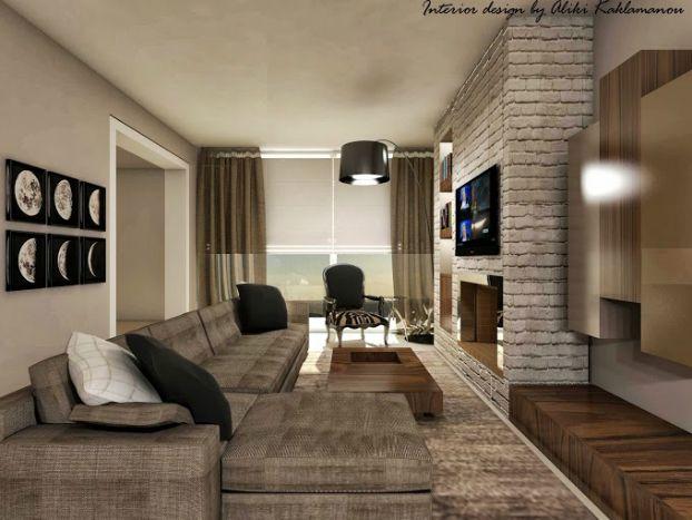 Contemporary Designs For Living Room Interesting Contemporary Living Room Designsaliki  Living Rooms Design Inspiration