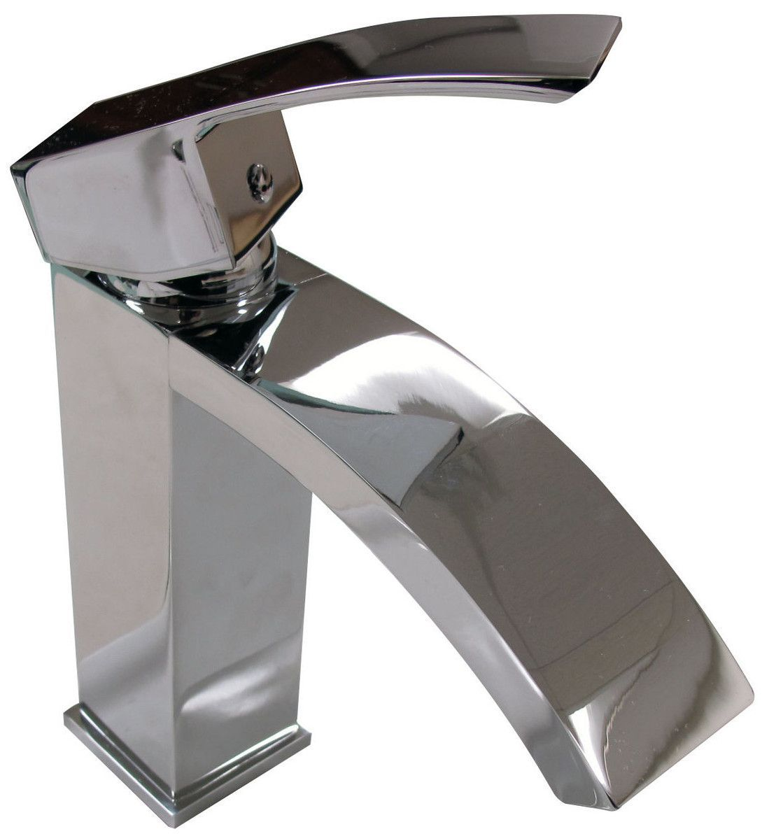 Single Handle Single Hole Standard Bathroom Faucet | Faucet and Products