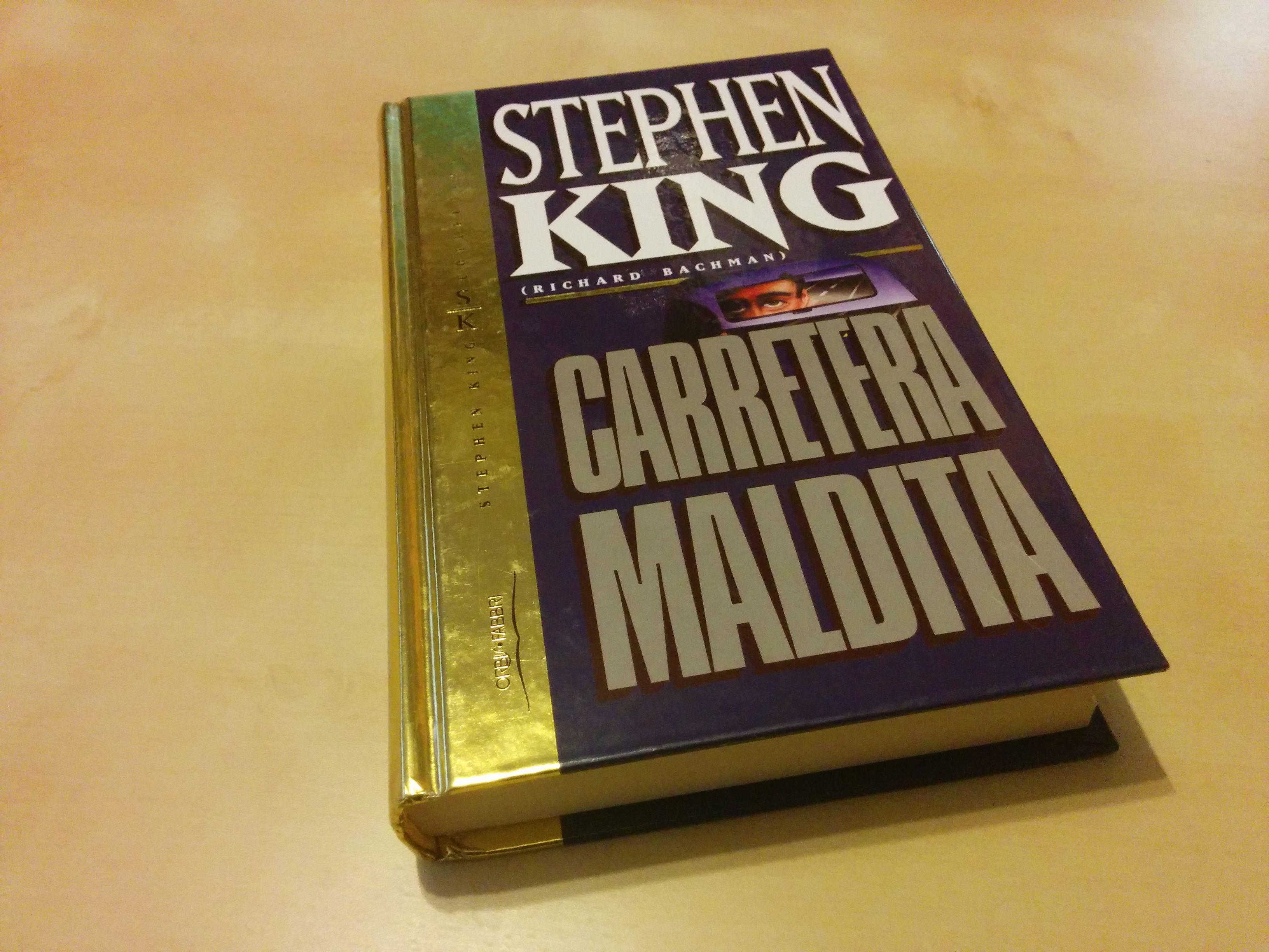 #CarreteraMaldita #StephenKing