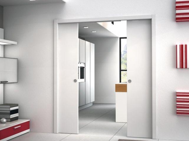 porte coulissante cloison modernes eclisse_w641h478jpg 641478 porte cellier coulissant pinterest portes coulissantes cloisons et portes - Porte Coulissante Interieur Cloison