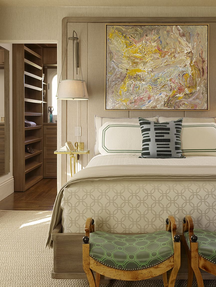 Elle decor master bedroom  Elle Decor Showcase  Ski house  Pinterest  Elle decor Bedrooms