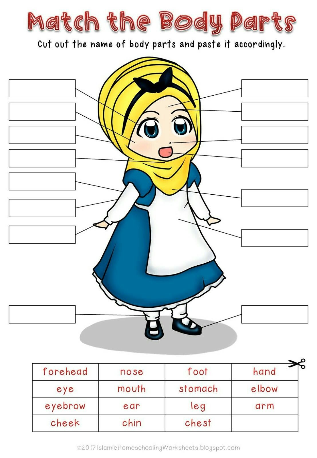 Pin On Islamic Homeschooling Worksheets