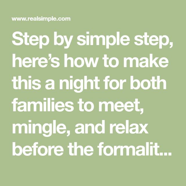 055 Simple 10 Step Checklist To Write Winning Grants: Wedding Rehearsal Dinner Planning Checklist