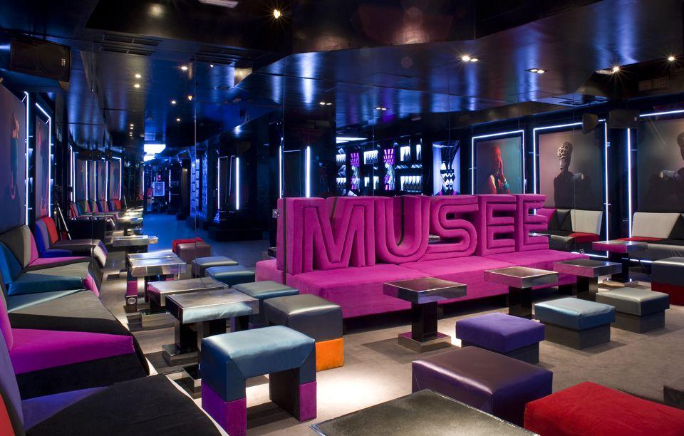 Club Interior Design   Google Search