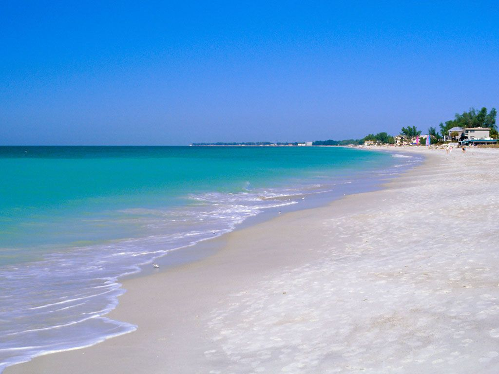 Coquina Beach Anna Maria Island Fl On The Southern End Of Is Opposite South It S Laid Back