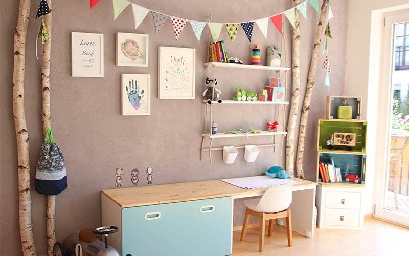 DIY fürs Kinderzimmer | Tipps zum Selbermachen | simply hyggelicious #diykinderzimmer