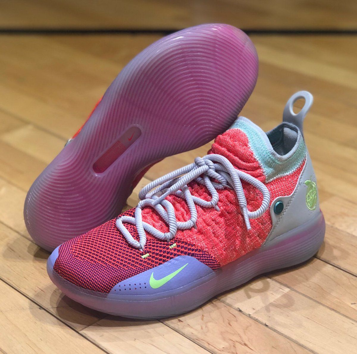 Here Is A First Look At The Nike KD 13 •