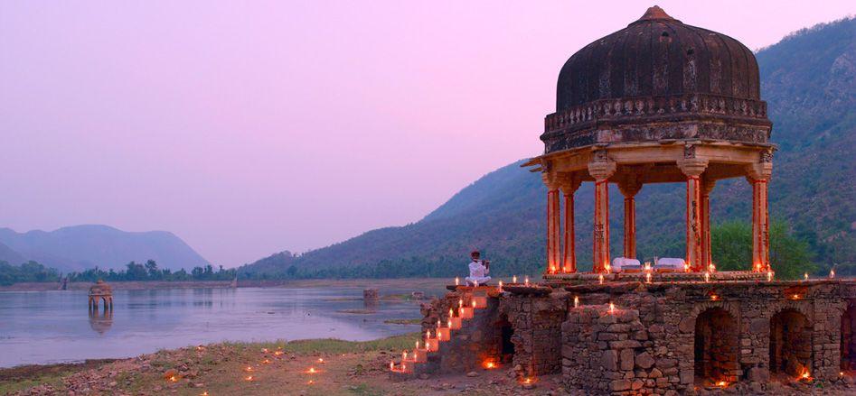Aman Resort India