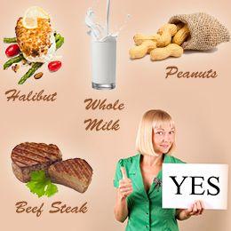 List Of High Protein Diet Foods