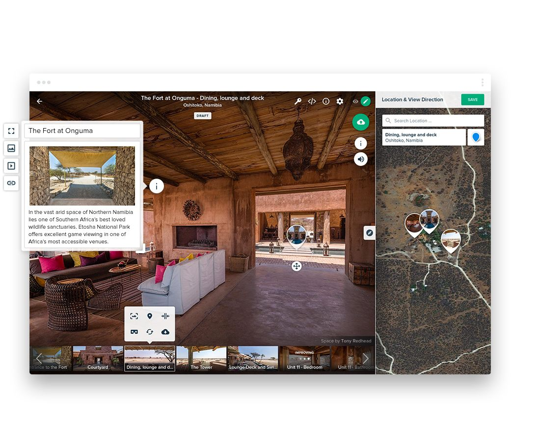 Roundme is a simple and beautiful online app that allows you to ...