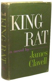 First Edition Of King Rat By James Clavell 1962 Novels King Books