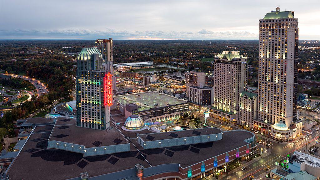 Fallsview Casino Slot Selection