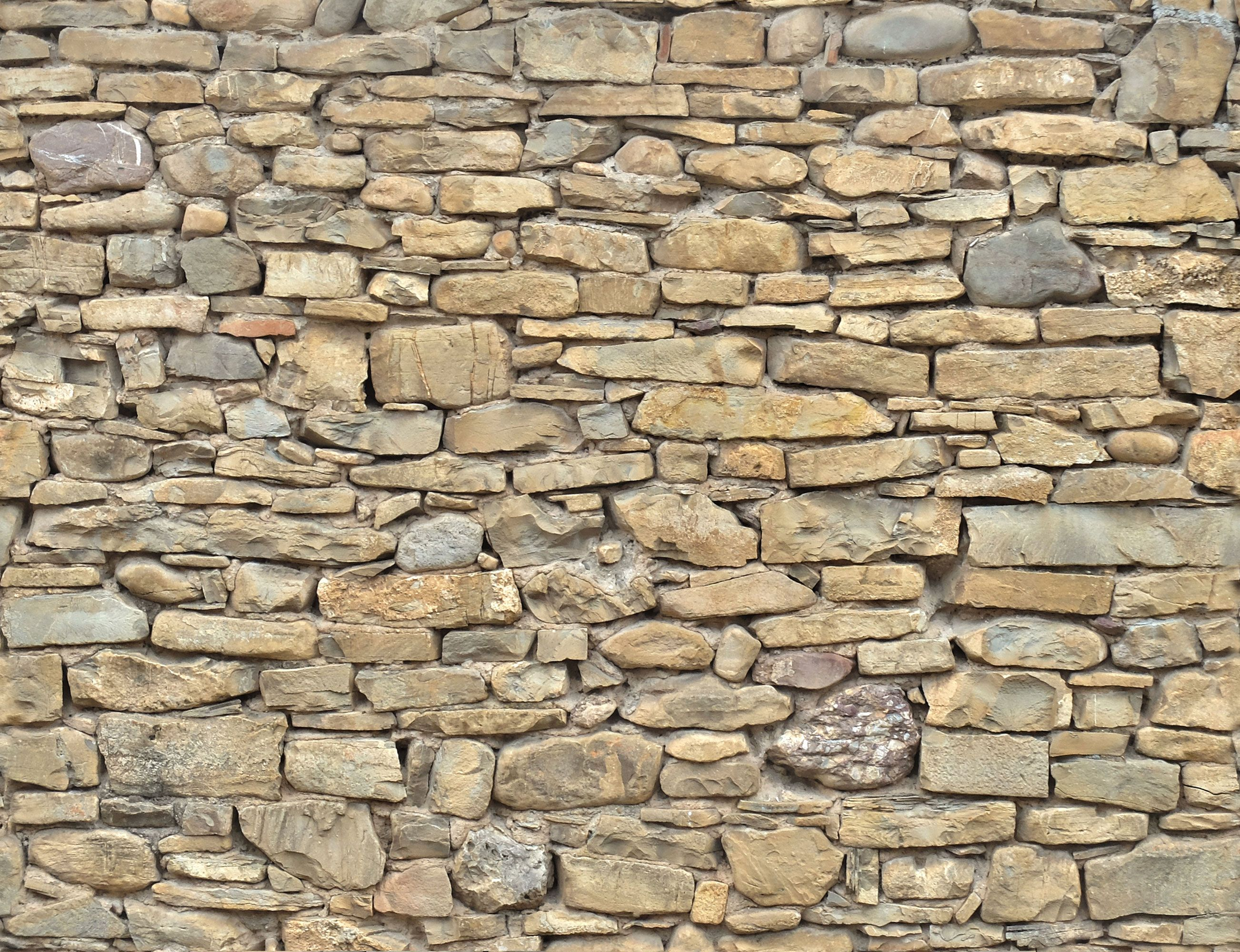 Rubble Stone Wall : Stone rubble wall jaca architextures material