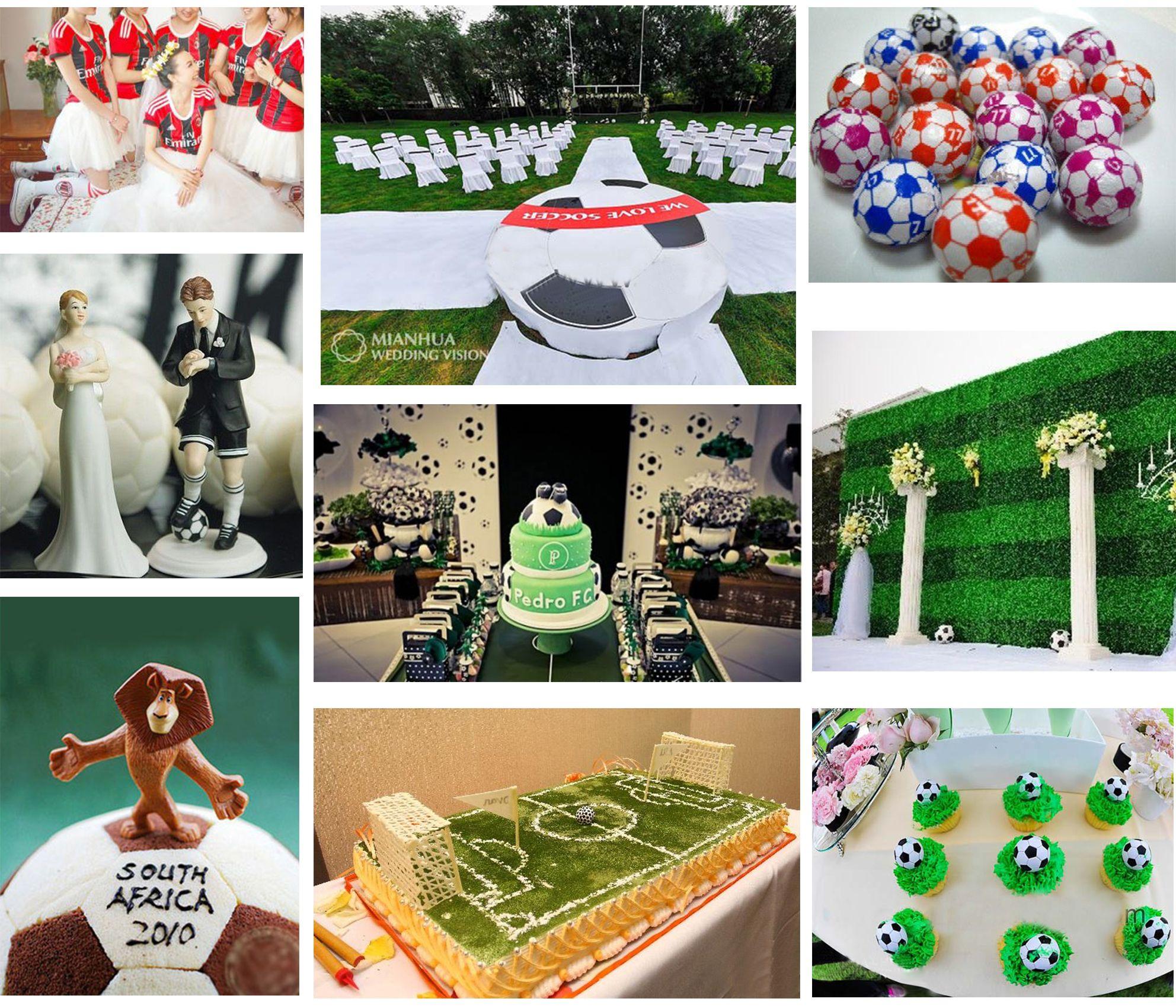 Football themed weddings best site hairstyle and wedding dress for football themed wedding party details themed wedding pinterest junglespirit Choice Image