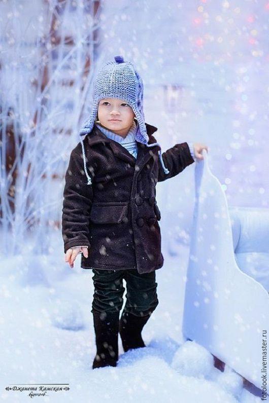 834b509c6e86 Kids coat   Одежда для мальчиков, ручной работы. Ярмарка Мастеров - ручная  работа. Купить пальто для мальчика в ретро стиле. Handmade. Коричневый