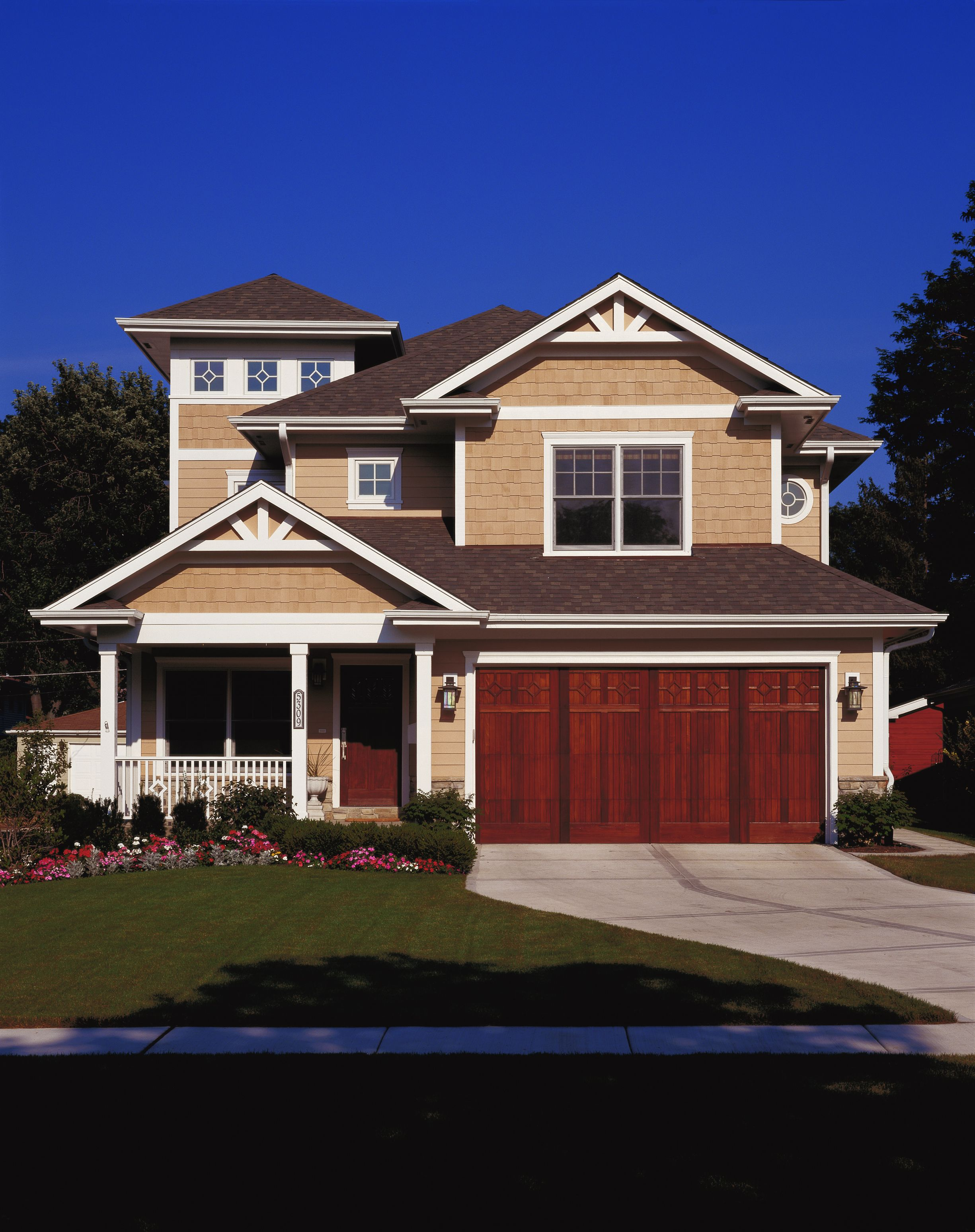 12 12 Architects Planners Craftsman Style Homes House Design