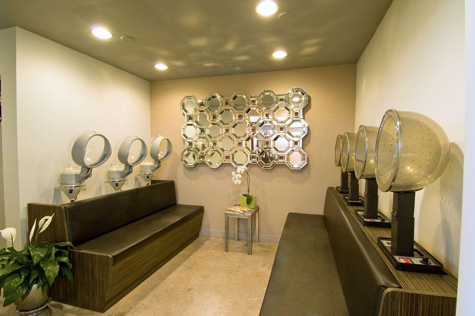 Benches Hair Dryer Salon Pinterest Salons Salon