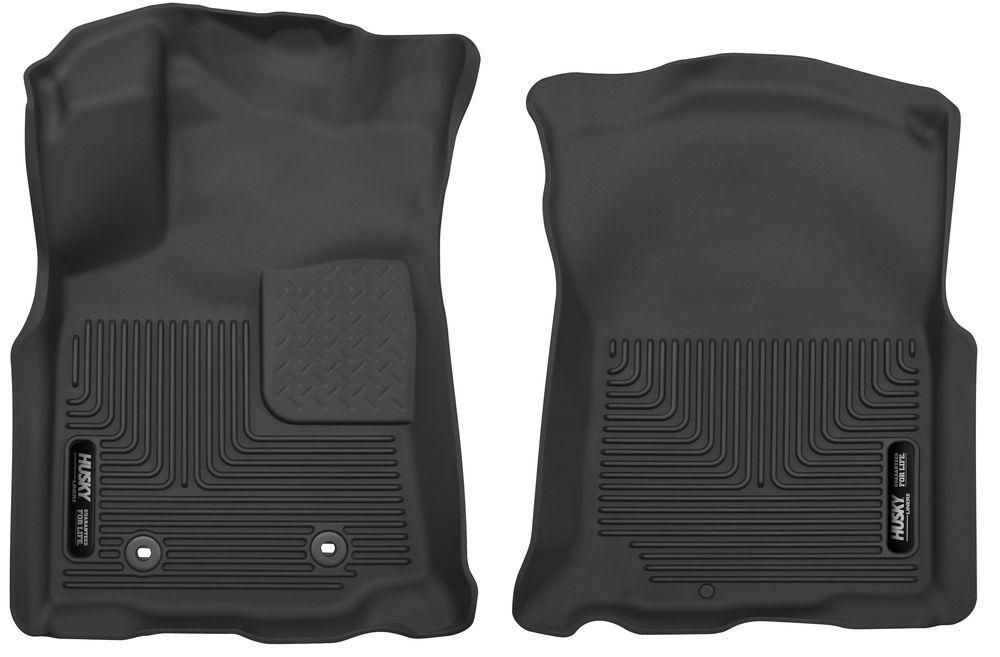 Husky Liners X Act Contour Front Floor Liners For Toyota Tacoma